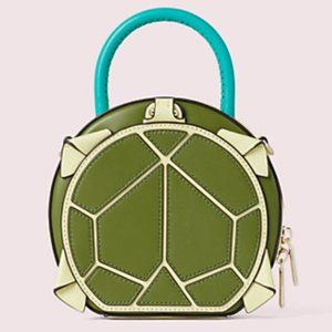 Kate Spade Andi Turtle Chain Canteen Bag